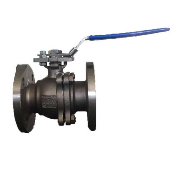 ANSI flange ball valve